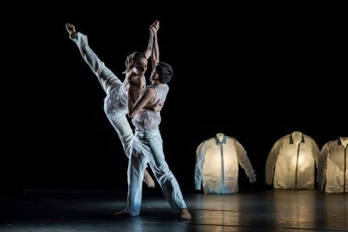 «Naked Ape» in der Choreografie von Fernando Hernando Magadan.