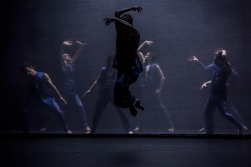 «Shades» in der Choreografie von Andonis Foniadakis.