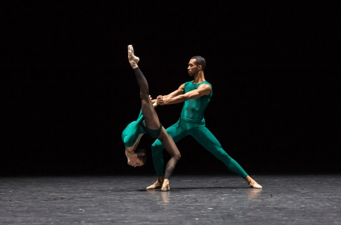 «In the Middle, Somewhat Elevated» von William Forsythe (Foto: Gregory Batardon)